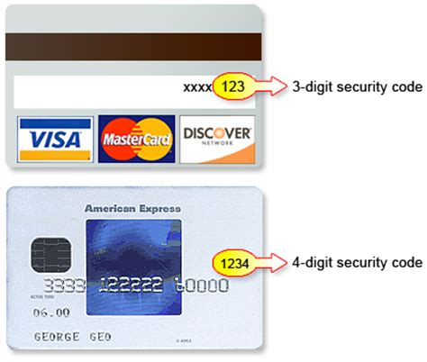 Credit Card Security Code - Anthony Travel