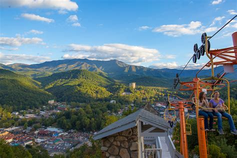 Gatlinburg Chair Lift by Gatlinburg Sky Lift Photos Pricing Information And Review