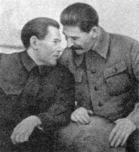 beria size s file nikolai yezhov conferring with stalin jpg