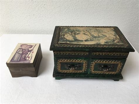 A wide variety of antique music boxes options are available to you, such as material, shape, and play power. Antique music box with jewellery box + Hummel music box ...