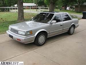 1986 Nissan Maxima - Information And Photos