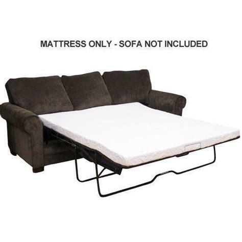 Sleeper Sofa Mattress Cover by Sleeper Sofa Mattress Ebay