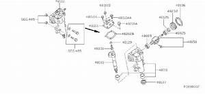 Nissan Frontier Steering Gear Box