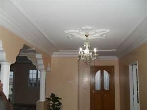 decoration en platre With modele de platre decoration