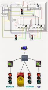 Electrical Engineering World  Traffic Lights Controlled By Plc