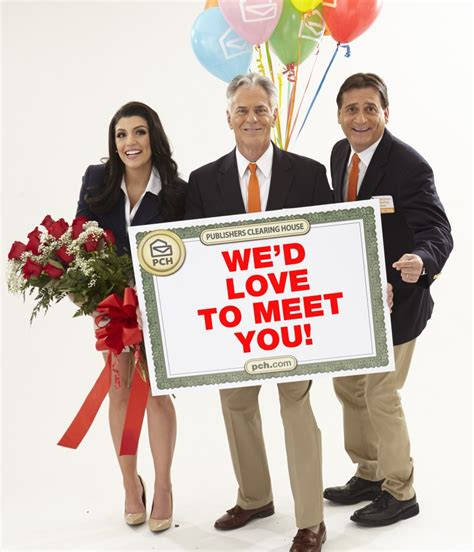 publishers clearing house prize patrol local media the pch prize patrol pch
