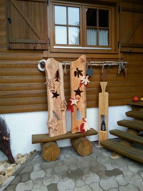 Weihnachtsdeko Für Haus Und Garten by 134 Besten Holzdeko Bilder Auf Holzbretter