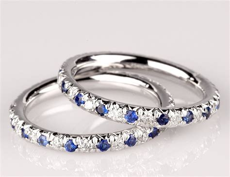 cost  size  eternity band ring