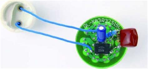 Mains Powered White Led Lamp Circuit Diagram