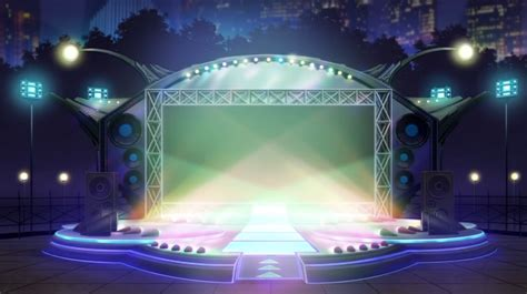 front stage  stage  formula   seamless