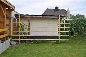 Rankgitter Holz Selber Bauen : household of plastic holz sichtschutz selber bauen ~ A.2002-acura-tl-radio.info Haus und Dekorationen