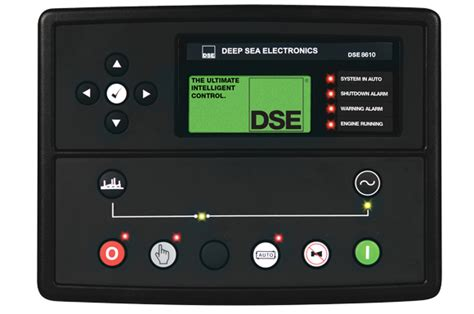 deep sea electronics dse synchronising load sharing control module dse