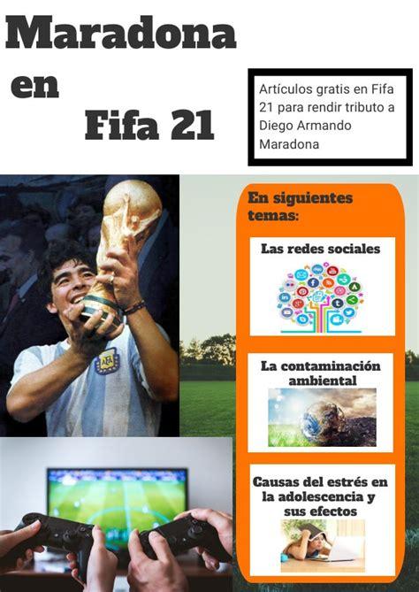 3* weak foot (i rather do a rabona shot than using his right foot). Maradona en el Fifa 21 by Justin Cedeño - Flipsnack
