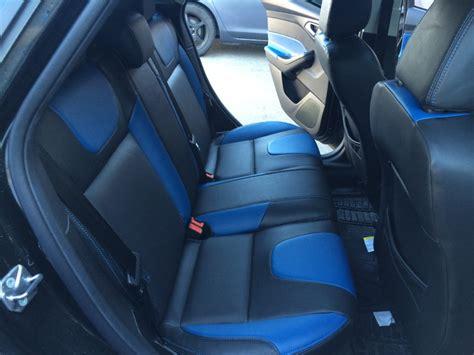 Custom Car Leather Interior