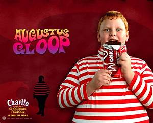 Characters   Grade 4 Charlie & The Chocolate Factory