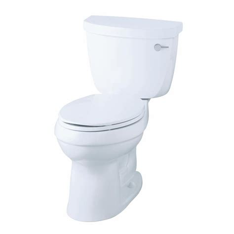 Kohler Bathroom Commodes by Kohler Co 3589 Cimarron Comfort Height Elongated Toilet