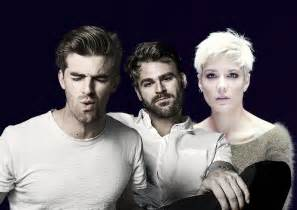 Chainsmokers Halsey and Closer
