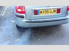 Excessive White Smoke on My Peugeot 407 SW 20 HDi Diesel