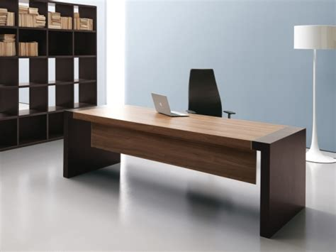 bureau de direction design bureau de direction en bois prestige
