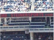 The Mets Police Empty Seats, Skyboxes and Audi Club At