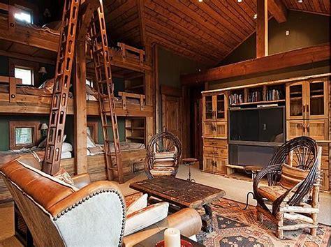 amazing bunk beds  dreamy bedrooms cabin