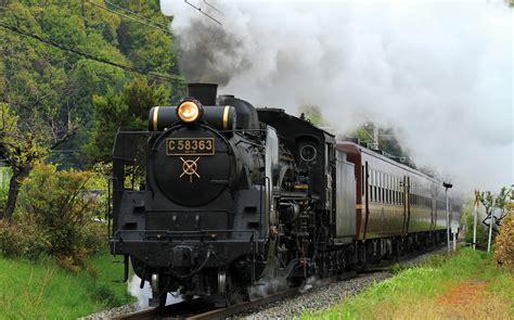 Steam Locomotive [The PALEO EXPRESS] – Scenic Railway ...