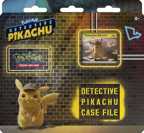 It features 3d art by the visual effects studios that worked on the film, the moving picture company and framestore. Pokémon Reveals Detective Pikachu Consumer Products • The Toy Book