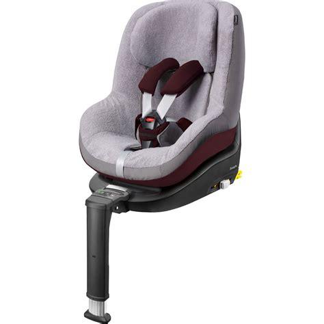siege auto pearl bébé confort housse eponge pour siège auto pearl cool grey de bebe