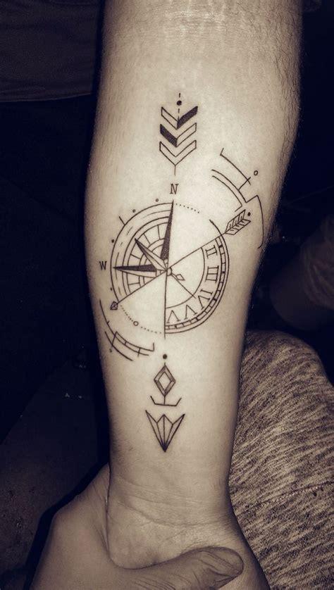 ideas  compass tattoo design  pinterest