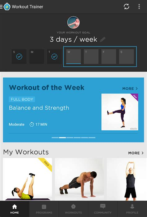 Workout Trainer  Android Apps On Google Play