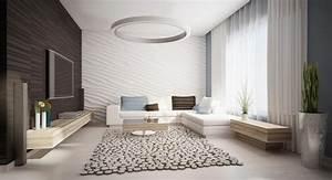 Einrichtung Wohnzimmer Ideen : ideen wohnzimmerwand ~ Sanjose-hotels-ca.com Haus und Dekorationen