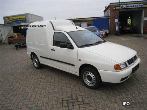 volkswagen caddy 1999 1999 volkswagen caddy sdi 9k9az1 z96 economy car photo