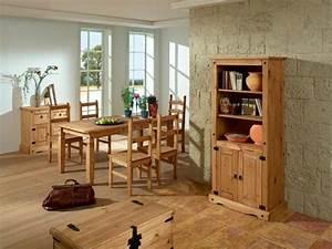 Salles a manger ecopin meubles en pin for Salle À manger contemporaine avec salle a manger bois massif pas cher