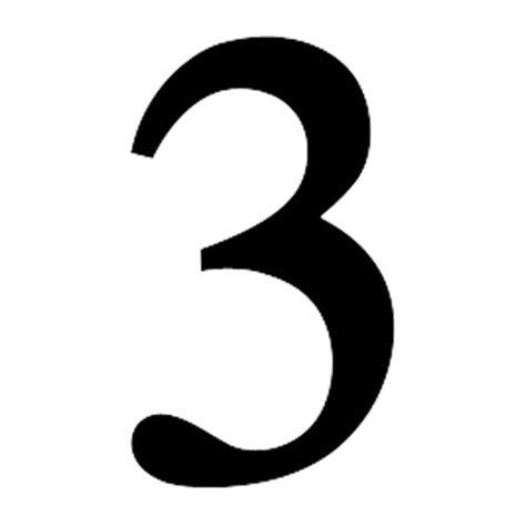 4 inch screws house numbers