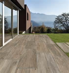 Piastrelle da esterno legno : Pavimenti per l esterno effetto legno e pietra cose di casa