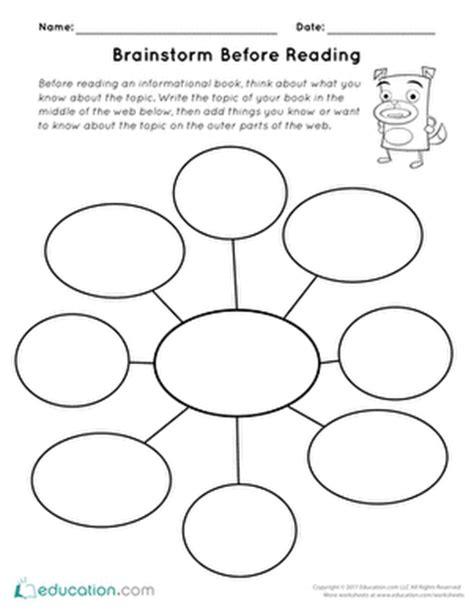 map reading worksheet education