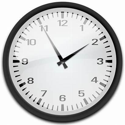 Clock Analog Svg Clipart Clip Computer
