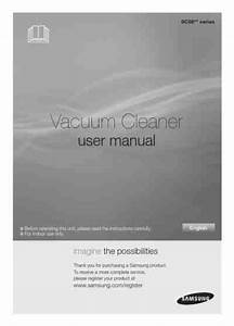 Samsung Sc8835 Vacuum Cleaner Download Manual For Free Now