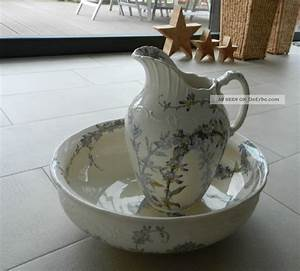 Villeroy Und Boch Alte Serien : alte waschsch ssel mit krug wei blaues blumenmuster villeroy boch ~ Eleganceandgraceweddings.com Haus und Dekorationen
