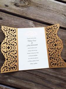 31 elegant wedding invitation templates free sample for Laser cut wedding invitations download