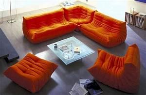 Canapé Style Togo : top 10 des canap s qui ont marqu l histoire du design blog la maison du convertible ~ Voncanada.com Idées de Décoration