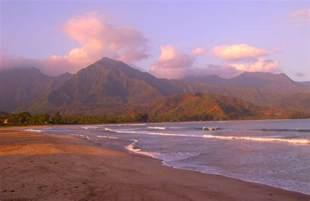 Hanalei Bay Sunrise