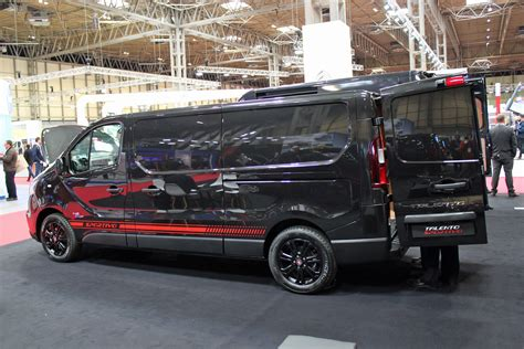 fiat talento sportivo cv show 2018 all the and news from the uk s commercial vehicle show parkers