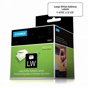 2pk 2 rolls genuine dymo labelwriter large white address With dymo address label template
