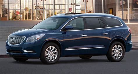 New-gen Buick Enclave Crawling To Ny Auto Show