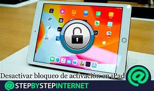 U3010deactivate Activation Lock On Ipad U3011 Easy Guide 2020