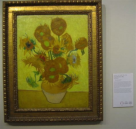 national gallery gogh van gogh s sunflowers reunited at the national gallery the economic voice
