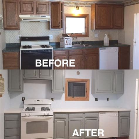Rustoleum Kitchen Transformations Before And After by Rustoleum Cabinet Transformations Remodel Repaint