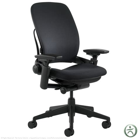 siege steelcase steelcase leap chair open box clearance
