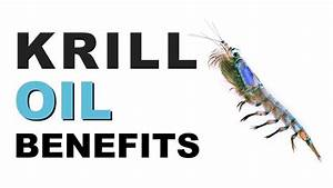 Krill Oil: Benefits of Krill Oil and Omega 3 - YouTube